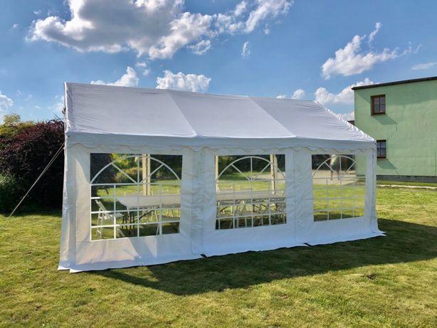 Komunia w namiocie 5x10m dla 50 osób (8) – Wynajem Namiotów