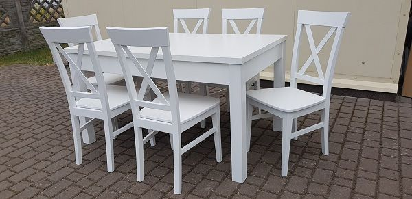 krzesła do salonu olx pomorskie