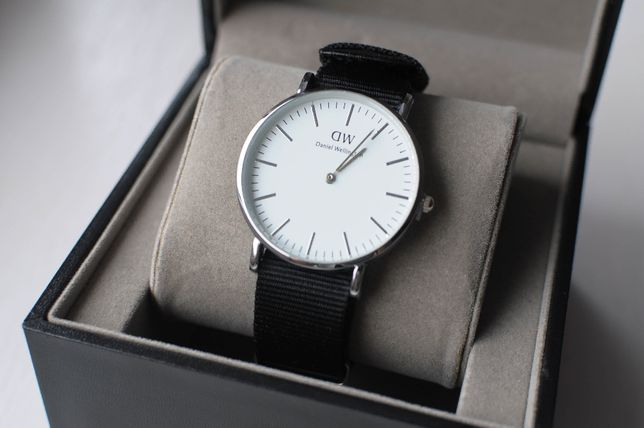 079 Zegarek DW Daniel Wellington Jabłonna Lacka • OLX.pl