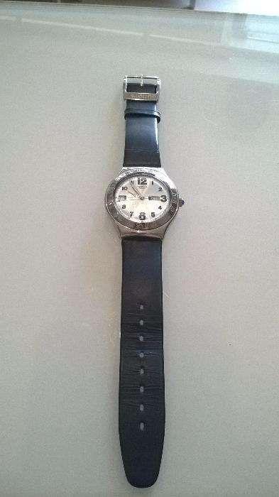 573ffa3073f Relógio SWATCH Irony INERTIA-YGS712- Ano 1998 - Massamá E Monte Abraão -  Pouco