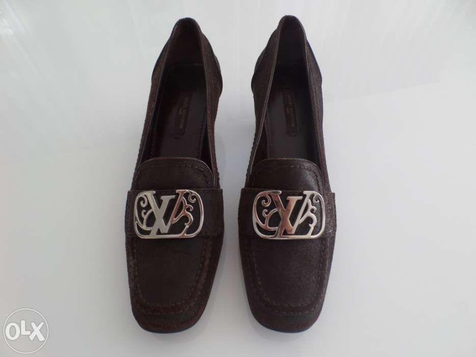 Sapatos Novos Louis Vuitton