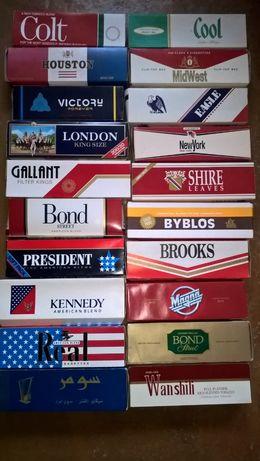 Где купить пустые пачки от сигарет где купить элитные сигареты