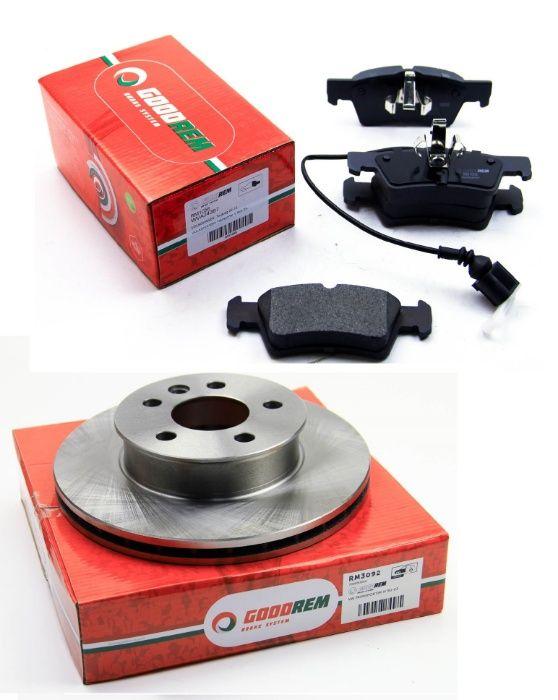 передние тормозные диски на транспортер т5 цена