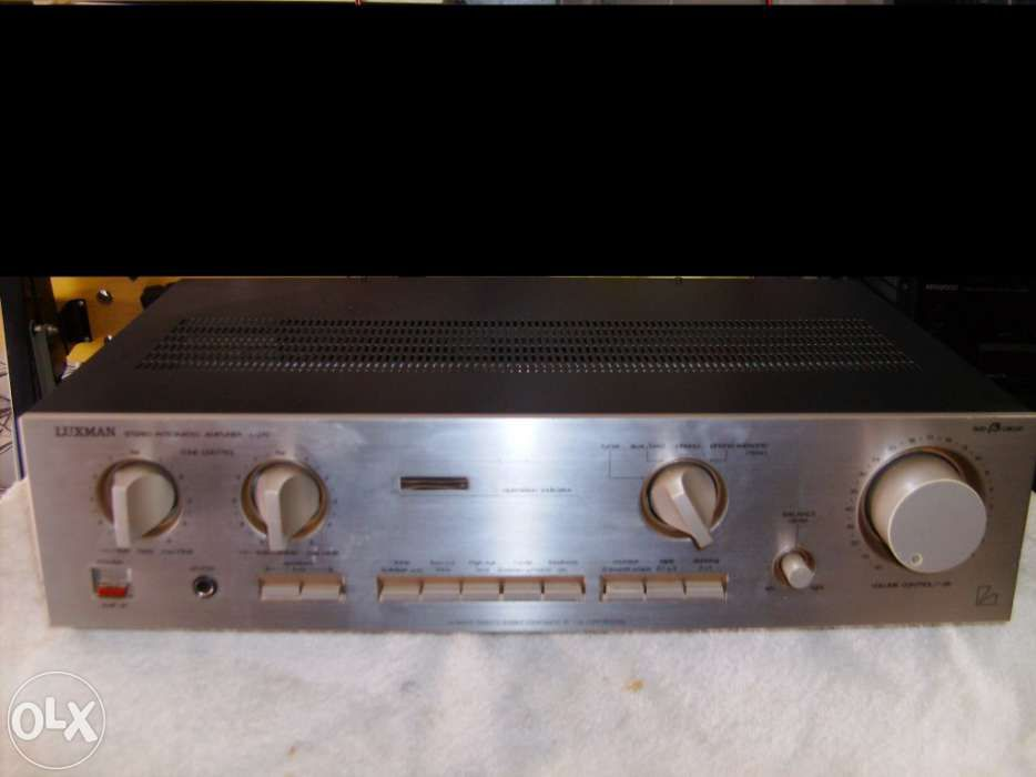 Amplificador Luxman L-210