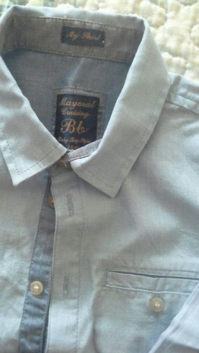 Camisa de menino Mayoral 2 anos