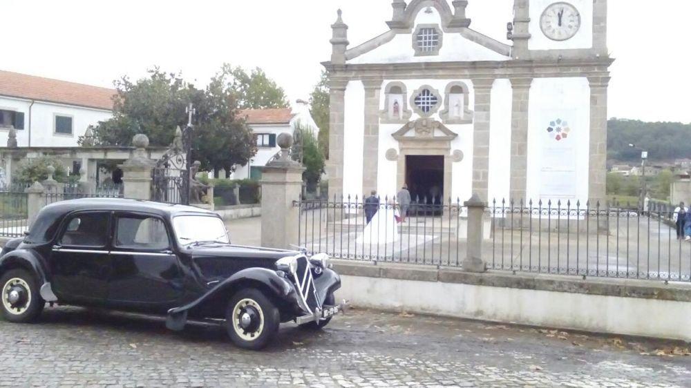 Carro antigo de Colecçao (Filmes e Casamentos)