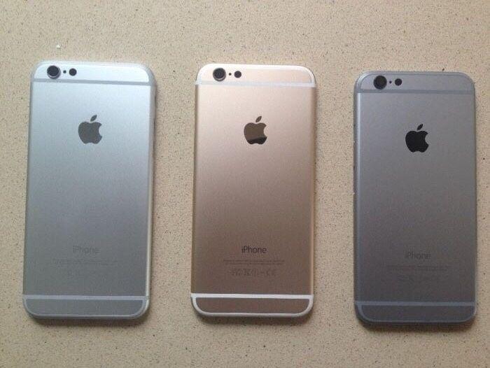 Lotes Chassi / carcaça completa iPhone 4/4S/5/5s/5c/6/6S/7/8Plus
