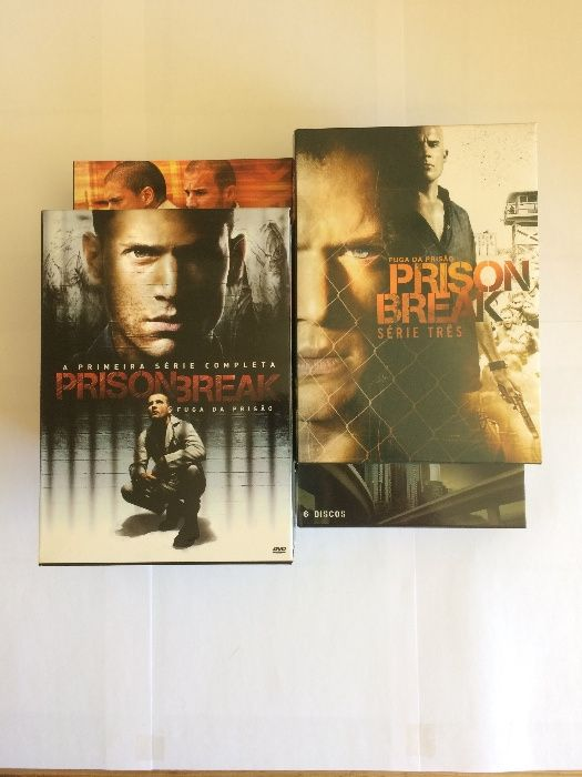 Prison Break (16 DVD´s)