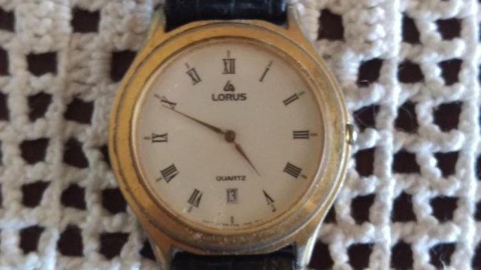 202f52fcee0 Relógio marca Lorus