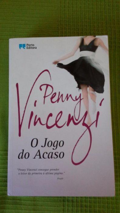 O Jogo do Acaso - Penny Vicenzi