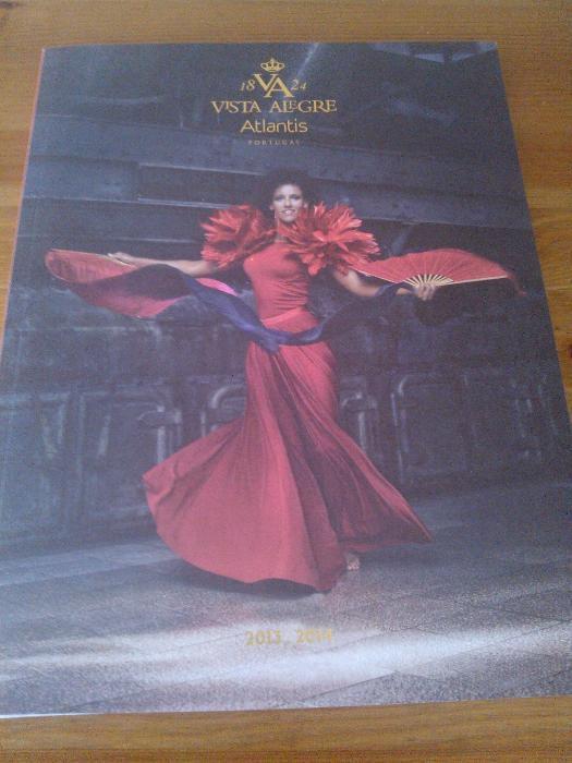 Catálogo Vista Alegre / Atlantis