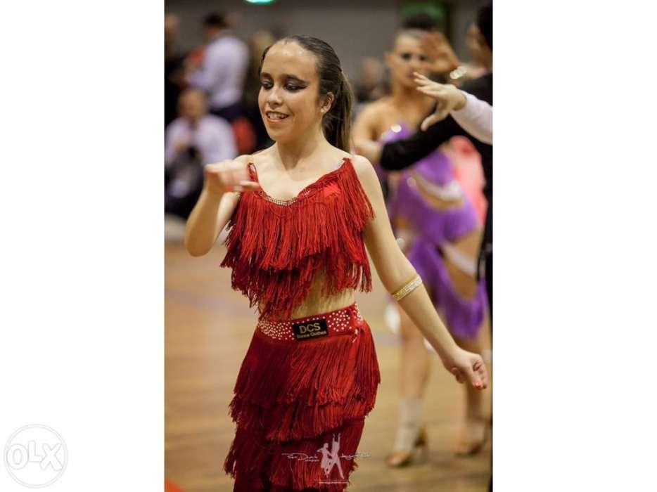 Vestido de Dança de Salão
