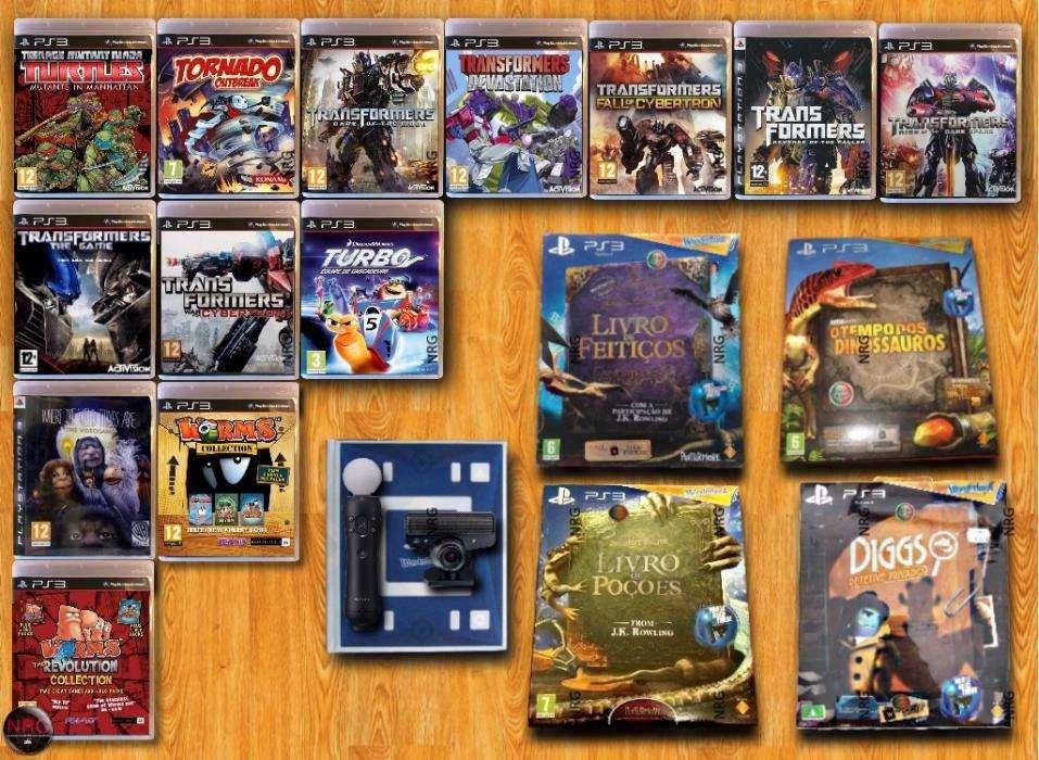 [PS3] 200 Jogos INFANTIS < 12 Anos (Vendo à Unidade - Ver Preços) Penha De França - imagem 7