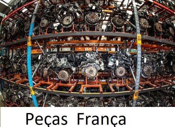 Motores automóveis Diesel e Gasolina