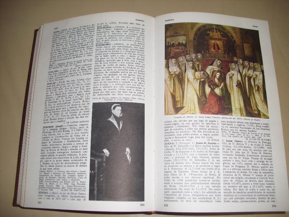 Enciclopédia Luso Brasileira de Cultura