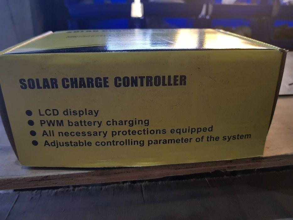 Controlador solar 10--30 amperes novos garantia 3 anos Fernão Ferro - imagem 3