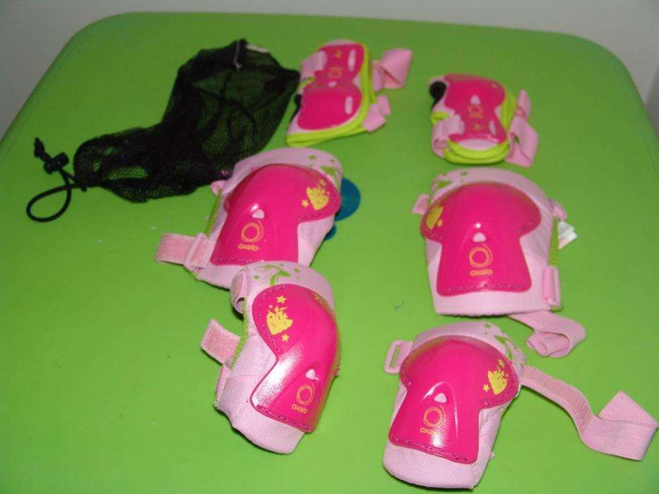 Protecções para Patins / Skate /Trotinete de Criança Leiria, Pousos, Barreira E Cortes - imagem 2