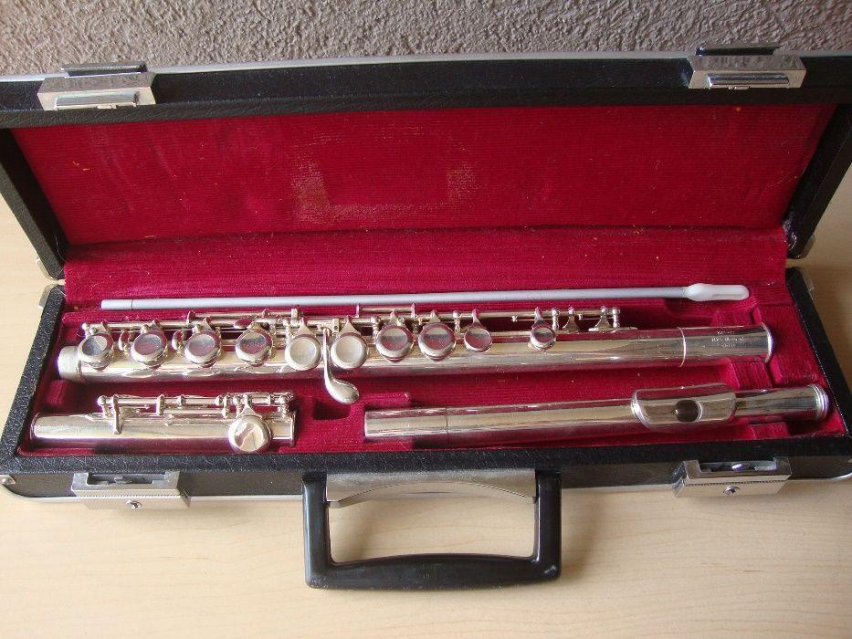 Flauta transversal PEARL NST-97 MADE IN JAPAN 61081 Nr.7