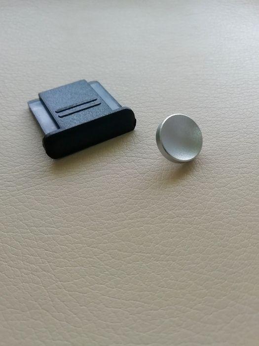 Botão Disparador universal + Hot Shoe