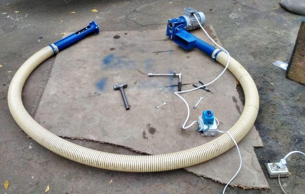 Спиральный конвейер с гибким шнеком купить фольксваген транспортер с пробегом в пензе