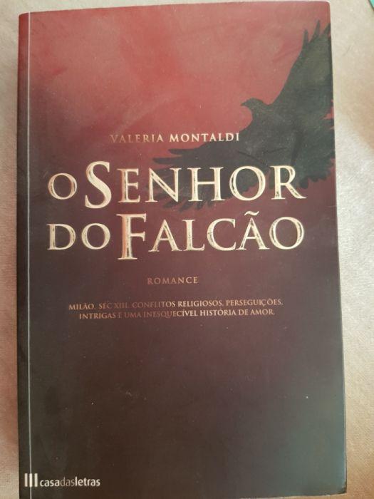 O senhor falcao valeria montaldi São Domingos de Benfica - imagem 1