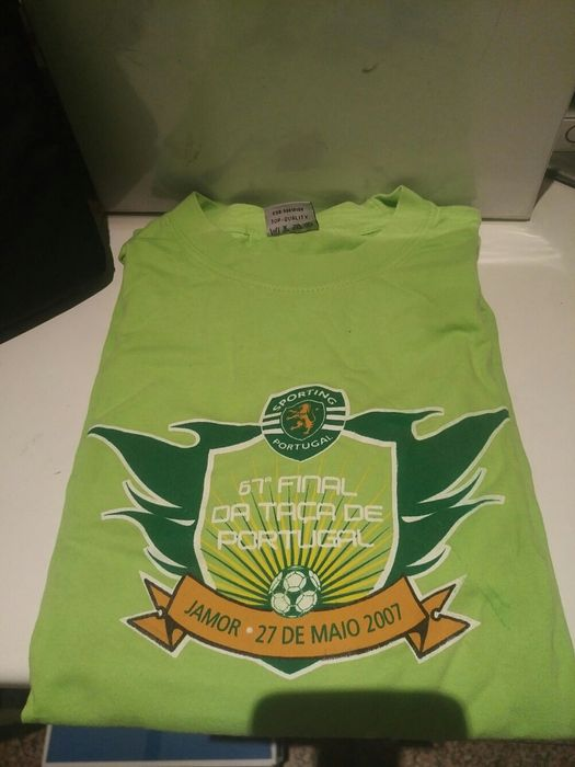 T-shirt Sporting