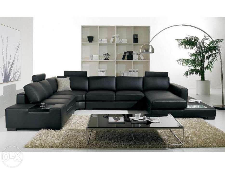 Sofa Canto com chaise L light led