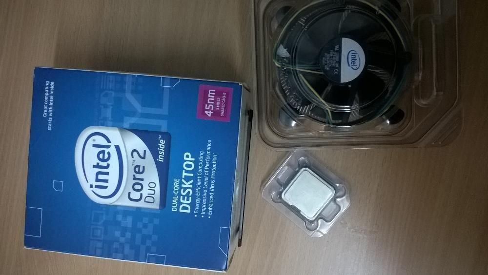 Processador E7400 socket 775