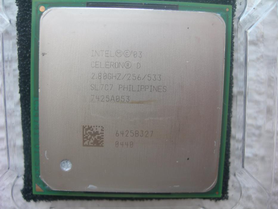 Processador Intel Celeron D