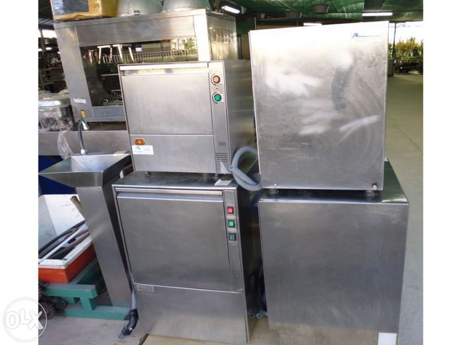 Maquinas loiça industriais para copa e cozinha