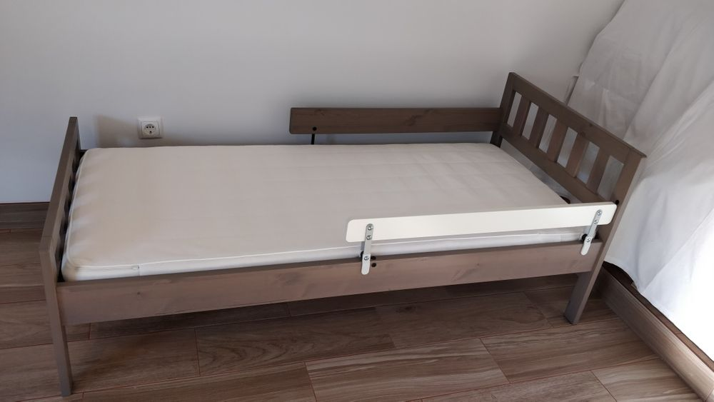 Conjunto de cama de criança IKEA