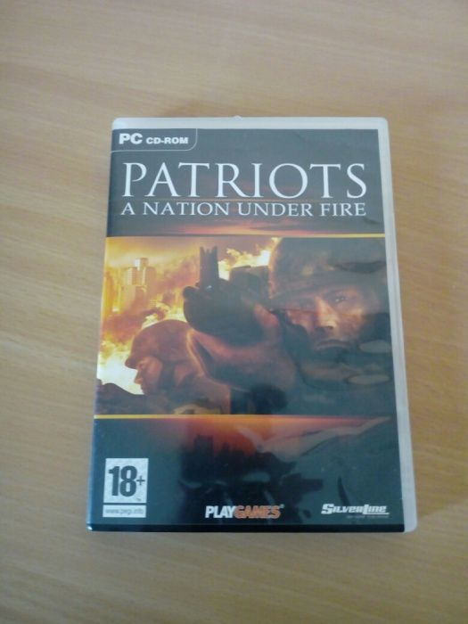 Jogo Patriots PC