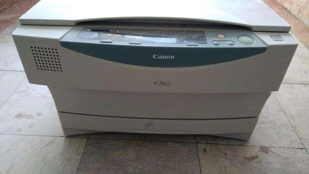 Fotocopiadora Canon PC860