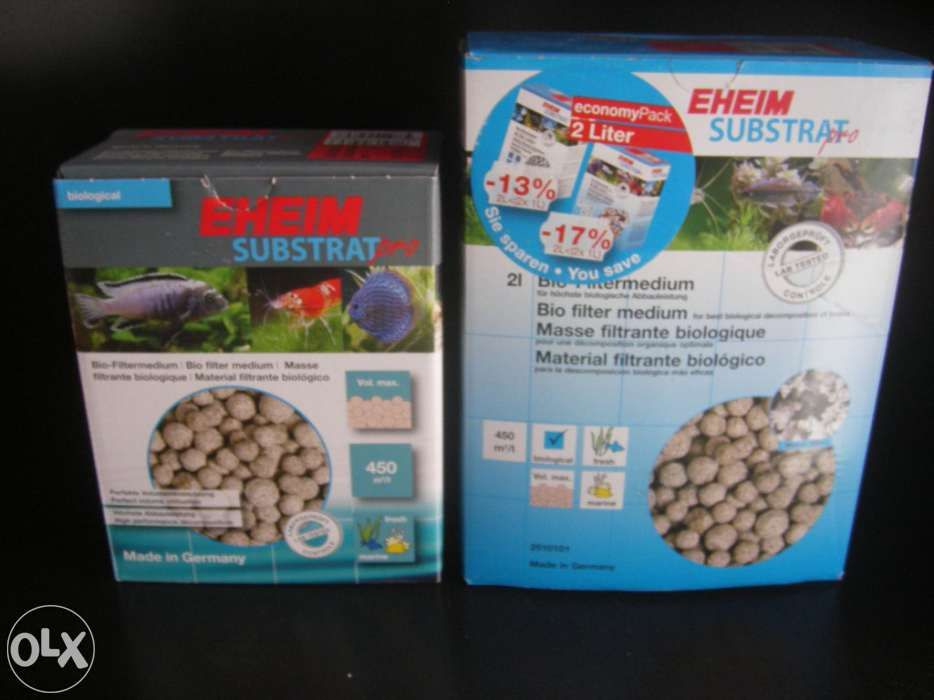 Substrato pro 2l eheim para aquario