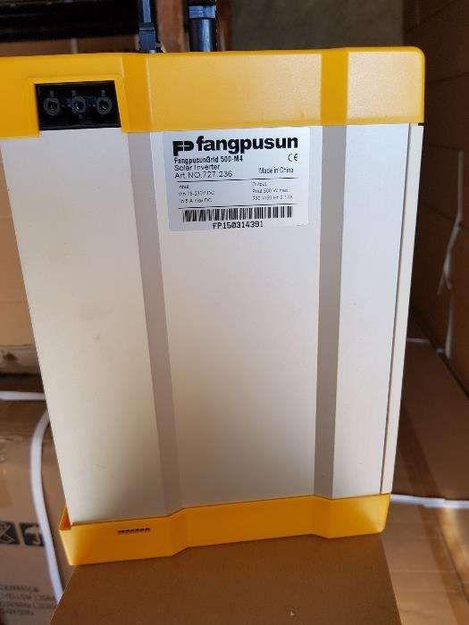 Kit Solar autoconsumo 600 W novo com garantia 790 euros