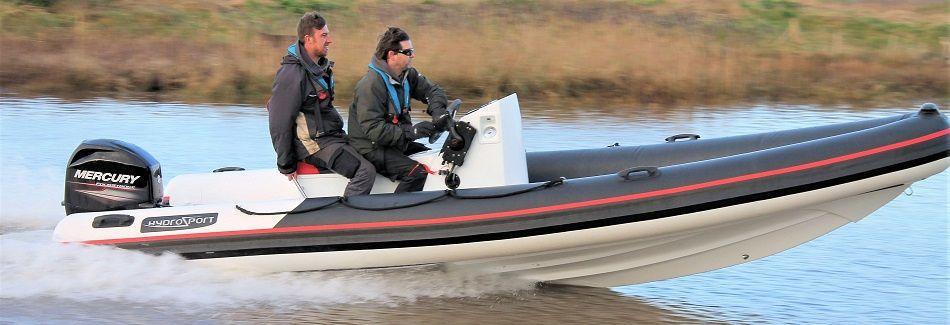 Flutuadores novos? Nós temos em Hypalon