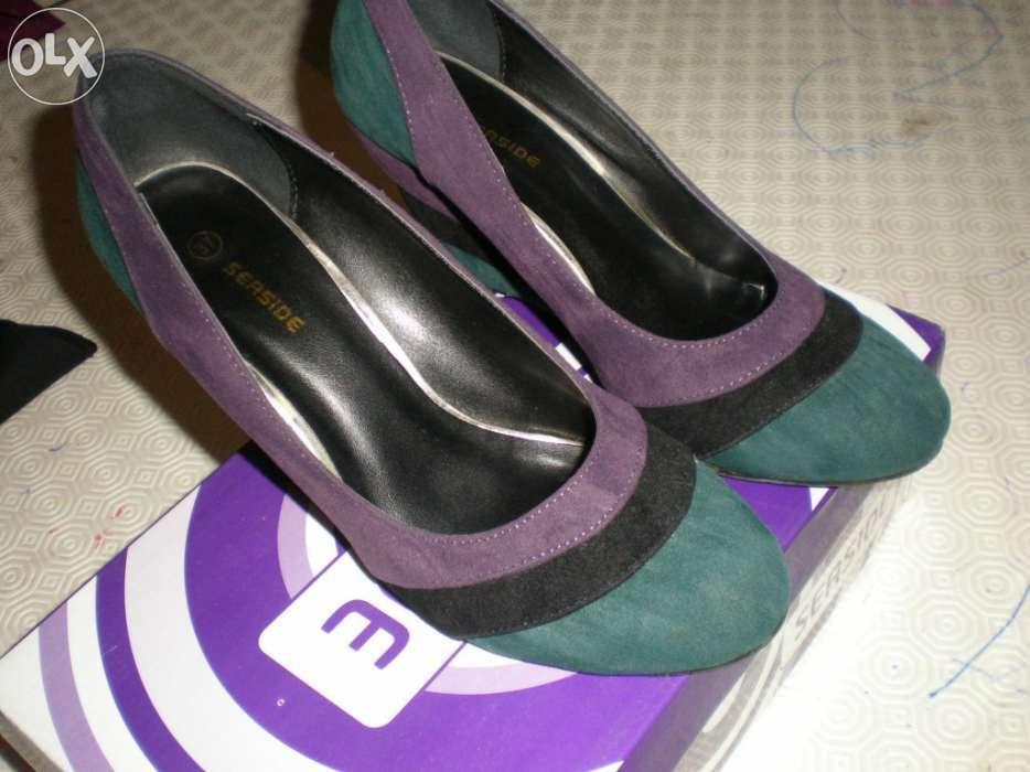 6124cd6ede57 Sapatos 37 - Calçado em Coimbra - OLX Portugal