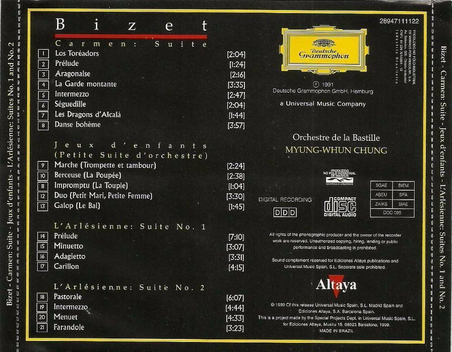Coleção da História da Música + 101 CDs da «Deutsche Grammophon» Caldas da Rainha - imagem 2