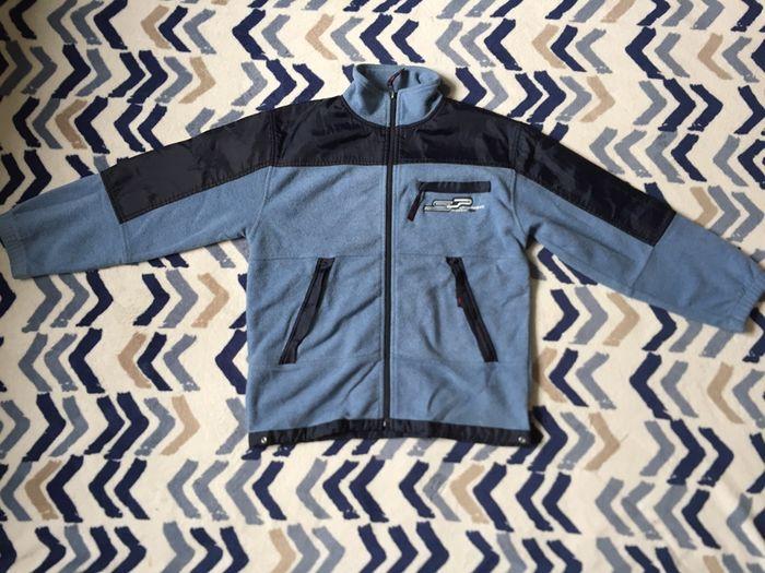 Kurtka polar 146 152 chłopiec ciepły modny jak nowy 9 10 11