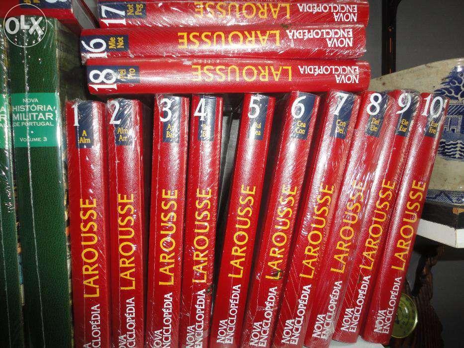 Nova Enciclopédia LAROUSSE