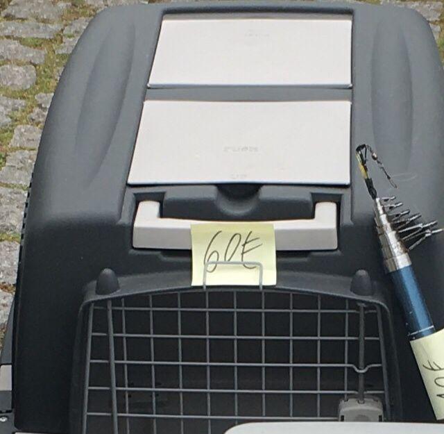 Casinha transporte cão/ gato