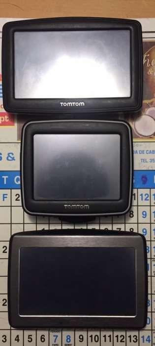 GPS TOM TOM para peças
