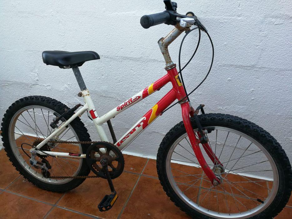 Bicicleta Criança/Jovem