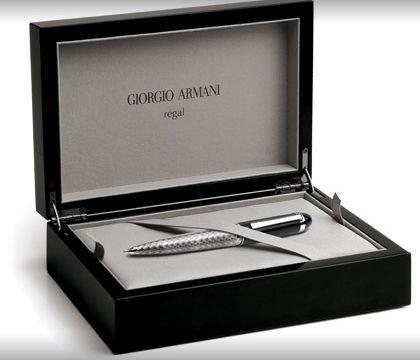 Vendo caneta colecção armani regal