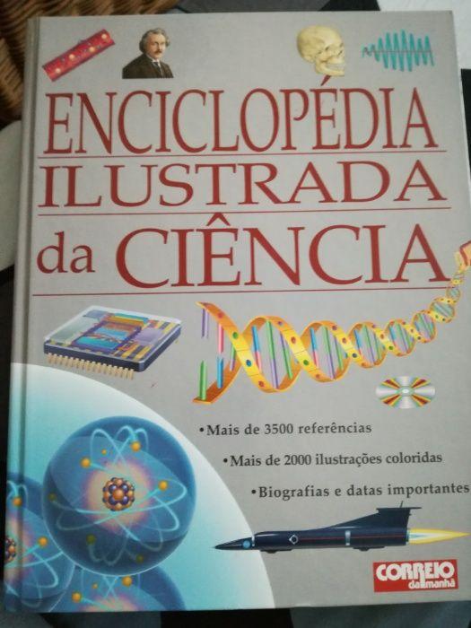 Enciclopédia Ilustrada da Ciência (Correio da Manhã)