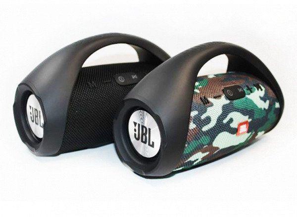 Акция!Портативная Bluetooth колонка JBL BoomBox mini.Гарантия. 1350руб