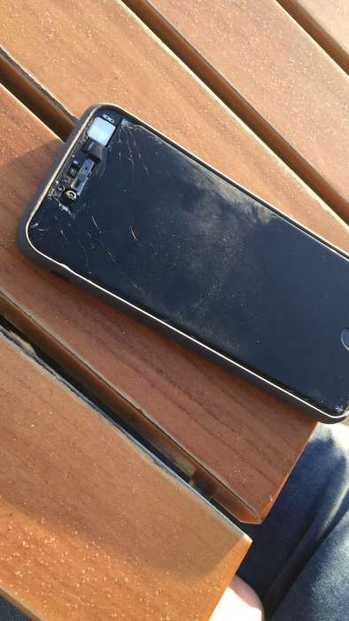Ecrã dísplay visor vidro LCD iPhone 5 5S 6 7 Paranhos - imagem 2