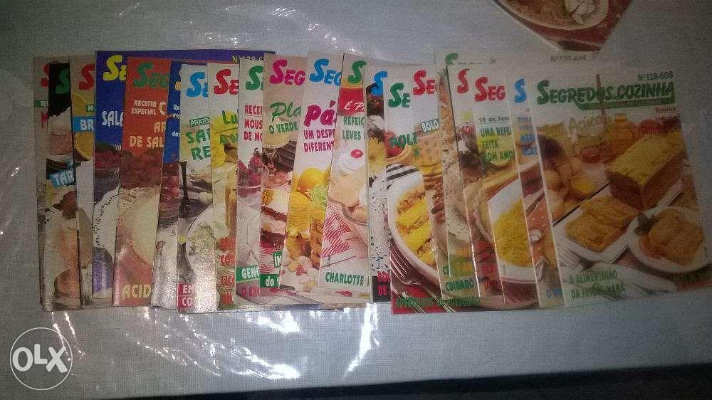 Revista Segredos Cozinha