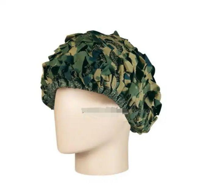 Camuflado de Capacete Militar Exército Novo c Elástico 1b6ddb6a2b7fa
