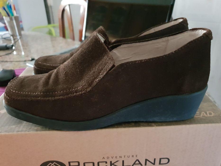 a27ef6367 sapatos e botas camurça t. 35 super macias